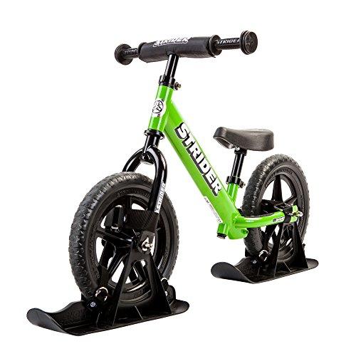Strider - Snow Ski Set for Balance Bikes