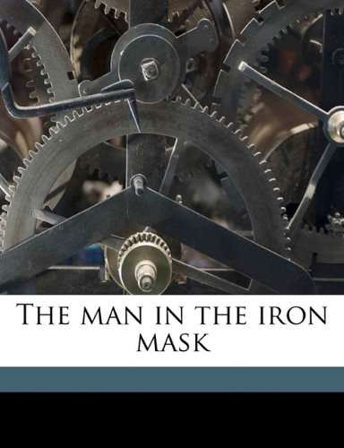 Read Online The man in the iron mask pdf