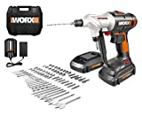 Positec WORX WX176L.1 Switchdriver 2-in-1 Cordless Drill - Best Reviews Guide