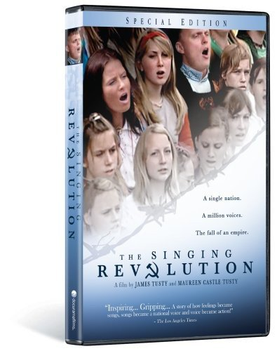 DVD : The Singing Revolution (DVD)