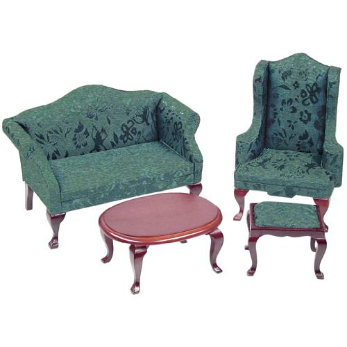 Queen Anne Upholstery - 8