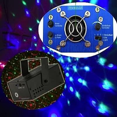 Proyector holográfico mini dj para discoteca, la luz se ...