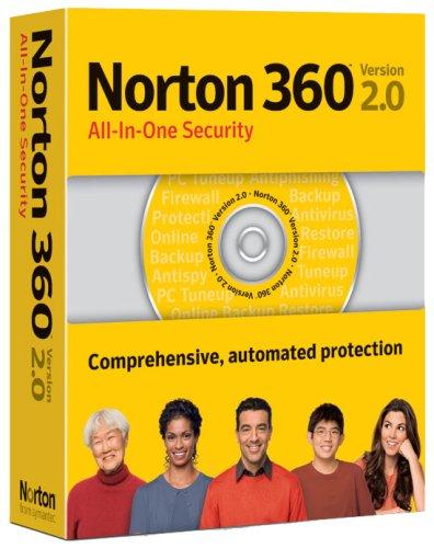 Norton 360 Version 2 0  Old Version
