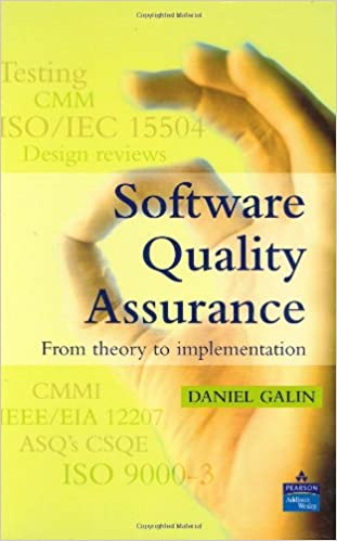 iso for software quality assurance