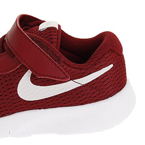 White Team Red Grey Shoe Vast Tanjun TDV Running Toddlers NIKE RBZ4W