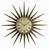 Chaney 75153 Retro Star Clock