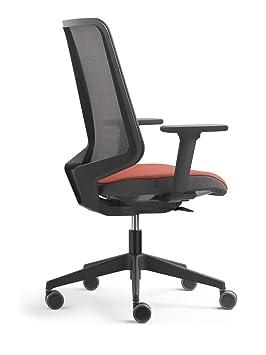 Silla de oficina FORMA 5 Dot.Pro, silla escritorio ergonómica - cómoda - evita problemas lumbares, silla de trabajo profesional, mobiliario oficina ...