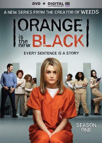 Orange Is The New Black: Season 1 [DVD + Digital] (Orange Is The New Black Box Set)