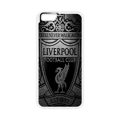 Liverpool Phone Case And One Free Tempered-Glass Screen Protector For iPhone 6,6S Plus 5.5 Inch T218315
