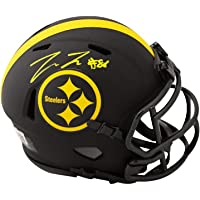 $119 » Pat Freiermuth Autographed Pittsburgh Steelers Eclipse Mini Football Helmet - BAS COA