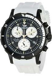 Vostok-Europe Men's 6S30/5104184W Tritium Tube Illumination Watch
