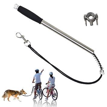 GCSEY Correa para Perros, Bicicleta para Perros Correador para ...