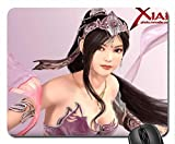 Xiah Mouse Pad, Mousepad (10.2 x 8.3 x 0.12 inches)