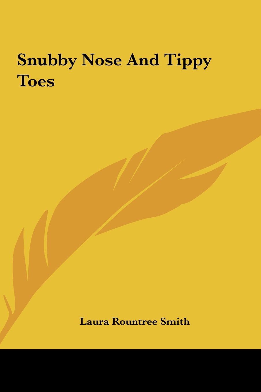 Snubby Nose And Tippy Toes PDF ePub fb2 book