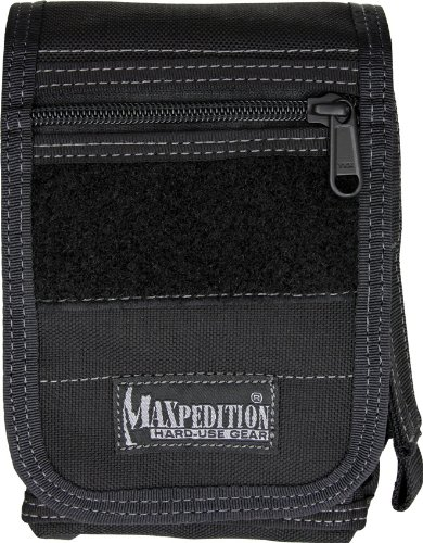 Maxpedition Fanny Pack - Maxpedition H-1 Waistpack, Black