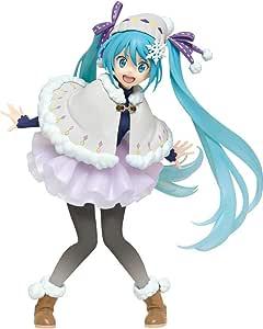 Taito Hatsune Miku Figure Original Winter Clothes Renewal ver.