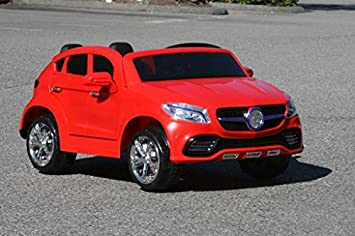 ride on kids electric car mercedes ml style model hlg9388 24v real paint