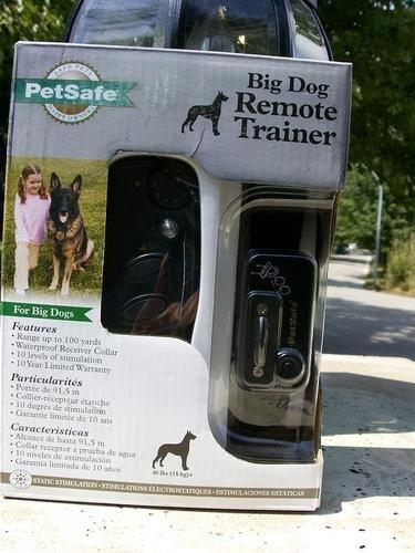 Petsafe HDT11-11048 Big Dog Remote Trainer, My Pet Supplies