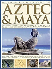 A comprehensive history of the fascinating empires of Central America with 1000 photographs and illustrations.