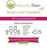 Naturally Kleen Molecular Cleaner – Coffee Machine Descaling Solution , Washing machine and Dishwasher Cleaner – Removes limescale, bacteria and rust. (6)