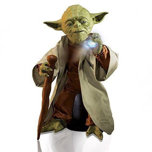 - Star Wars Legendary Jedi Master Yoda, Collector Box Edition