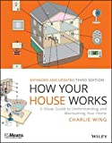 ceiling design ideas How Your House Works: A Visual Guide to Understanding and Maintaining Your Home (RSMeans)