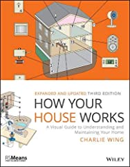 The updated and highly illustrated guide to understanding how just about everything in your house works!  The revised and updated third edition of How Your House Works is a hands-on guide that gives you the low-down on why your faucet is leak...