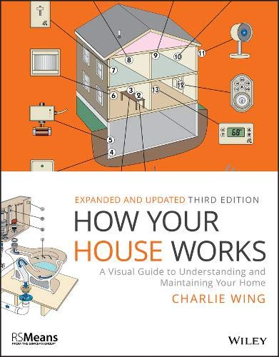 How Your House Works: A Visual Guide to Understanding and Maintaining Your Home ()