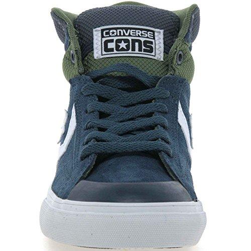 Converse, Pro Blaze Hi, Kindersportschuhe f�r Jungen, marineblau