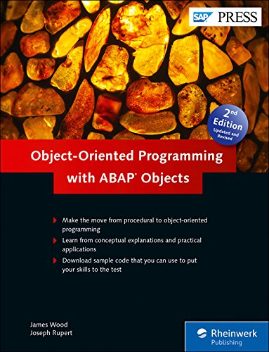 Object Oriented Programming With Abap Objects