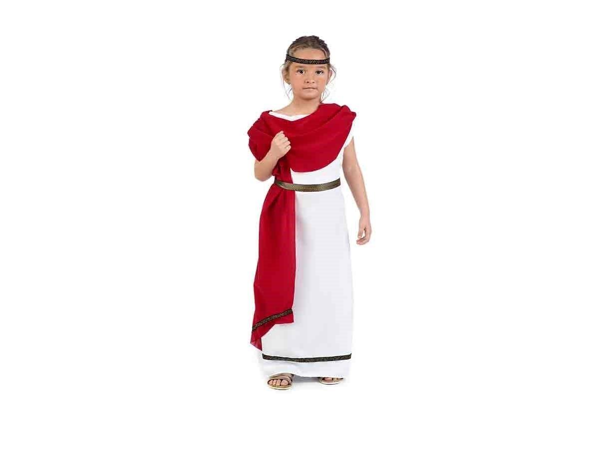 Limit Disfraz Infantil Romana Aurelia Talla 5, 9-11años 112MI5 ...