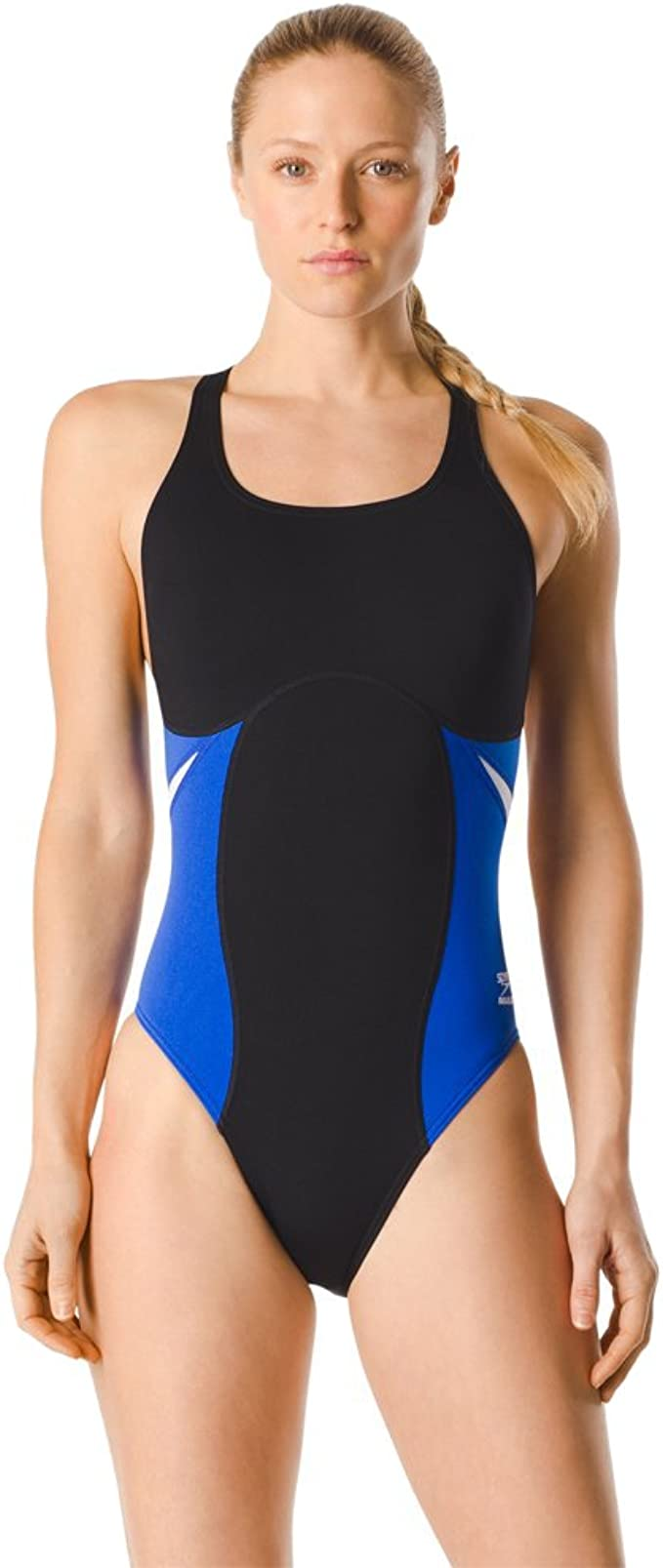 Amazon.com: Speedo Spark Splice Super Pro - Traje de baño ...