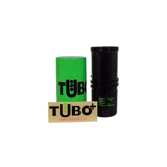Tuboplus, Bote Presurizador de Pelotas de Padel y Tenis, Ahorra Bolas por Un Tubo, Más Vida Para Tus Bolas