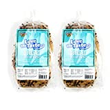 ThinSlim Foods Love-The-Taste 50 Calorie, 1g Net Carb Low Carb Bread, 2pack (Everything)