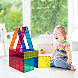 PicassoTiles Kids Toy Magnetic Building Blocks