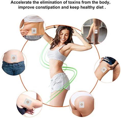 Slimming Sticker, Weight Loss Sticker, Slimming Tightening Sticker for Shaping Waist, Abdomen and Buttocks.(30Pcs) 5