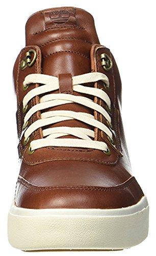 Timberland Amherst High Top Chu Barn - Zapatos Hombre Marrón