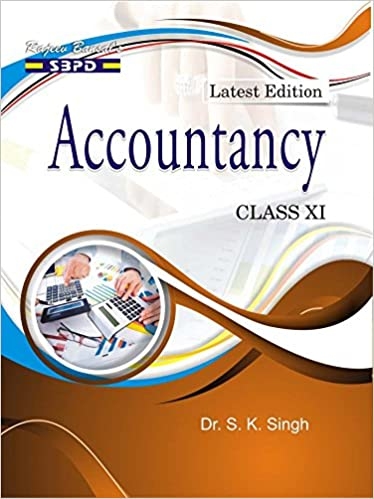 Accountancy for Class-XI (Commerce)