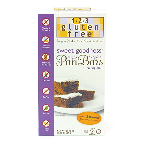 Sweet Goodness Pan Bar Mix