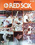 1980 Boston Red Sox Yearbook autographed by Jerry Remy Glenn Hoffman Tony Perez Mike Torrez Tom Burgmeier Bob Stanley Tommy Harper. Certificate of Authenticity along with matching tamper-proof holograms from Autograph Warehouse guaranteeing the authe...