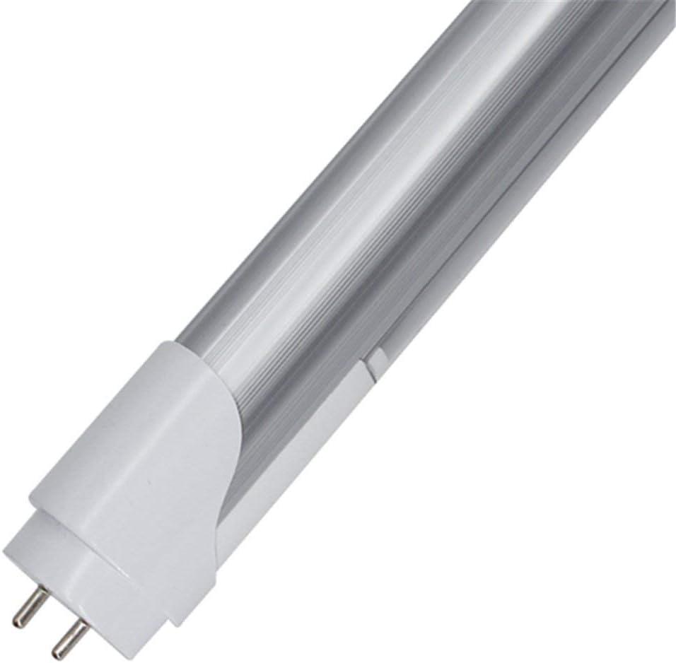 Frosted Milky Cover,10-Pack G13 Lighting Fixture CRI90 18W Daylight 5500K-6000K LightingWill T8 LED Tube Light 4Ft with Microwave Radar Motion Sensor Dual-end Powered