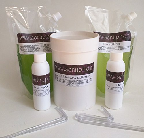 Breeder Pack (Breeders Pack - Everything you'll want for culturing rotifers)