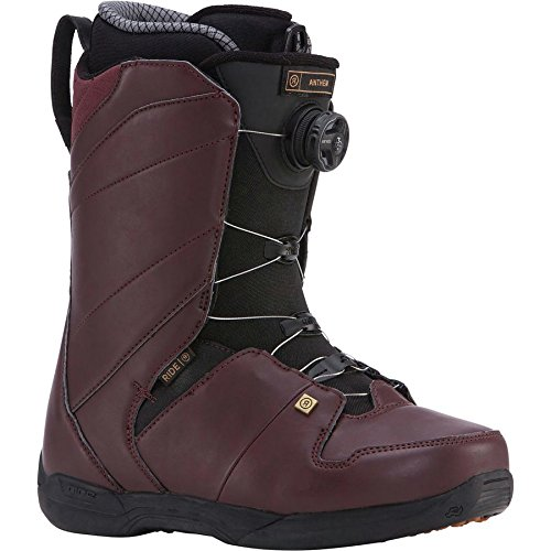 Ride Anthem Snowboard Boots - Crimson - (Anthem Boots)