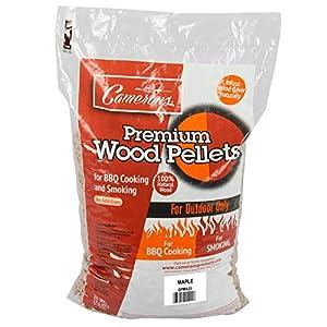 Camerons GPMA20 Pellet Naturale per Grigliare in Legno da Barbecue – Senza riempitivi (Maple 20 lb) 51I65TtmhPL. SS300