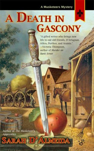 book cover of A Death in Gascony