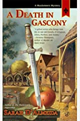 A Death in Gascony (A Musketeer's Mystery) Mass Market Paperback
