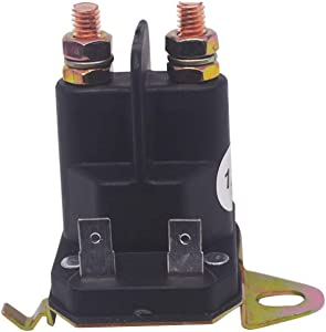Lawn Mover Tracor Starter Solenoid 192507 532192507 582042801 Replacement for Poulan Husqvarna