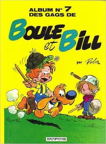 Boule et bill 60 gags n 7: Roba: 9782800100364: Amazon.com ...