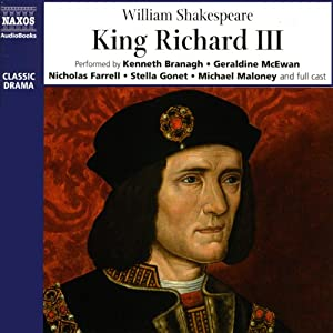 King Richard III Audiobook
