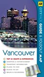 AA CityPack Vancouver by AA Publishing front cover